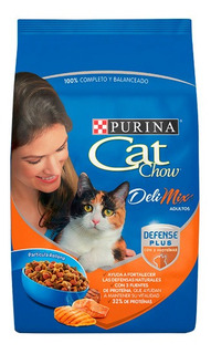 Cat Chow Deli Mix X 15 Kg