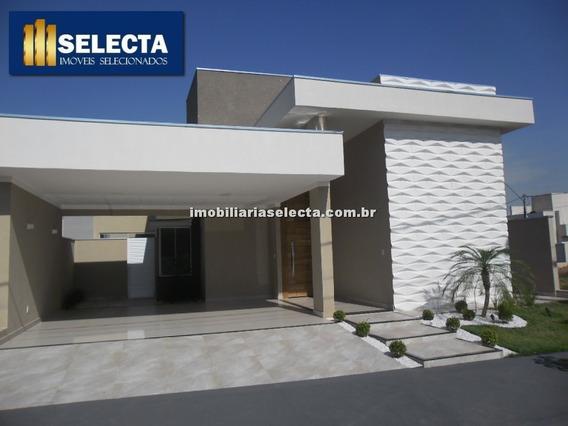 Casa Condomínio 3 Dormitórios Para Venda No Village Damha Rio Preto Iii Em São José Do Rio Preto - Sp - Ccd3808