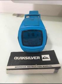 Relógio Quiksilver E Moondak