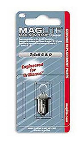 Maglite Lamparita Bulbo Reemplazo Magnum Star 2 D