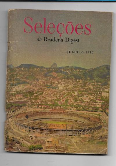 *sll* Revista Seleções Do Readers Digest - Julho De 1950