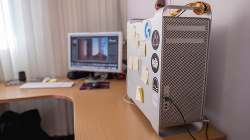 Mac Pro Apple Md770ll/a Xeon Quad Core 3.2ghz