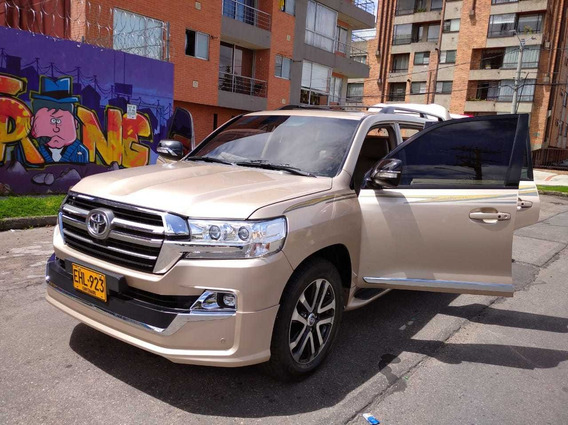 Toyota Sahara Vxr Lc200