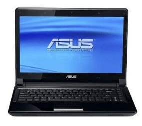 Notebook Asus Ul80a Core 2 Duo 4gb 320gb Windows 14