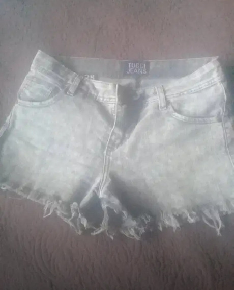 Short Tucci Talle 38