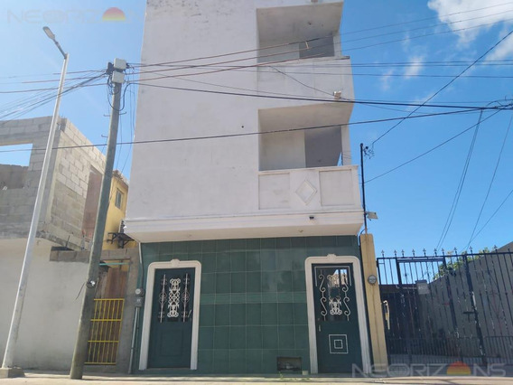 Venta De Edificio Residencial En Zona Centro Tampico, Tam.