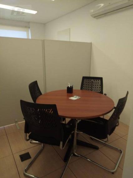 Sala Para Alugar, 38 M² Por R$ 1.750/mês - Vila Yara - Osasco/sp - Sa0152