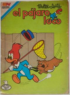 10 Comics Mickey Pájaroloco Periquita Condorito Pato Donald