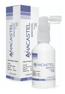 Minoxidil 5% - Anacastel 60ml