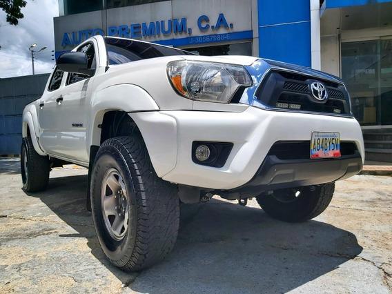 Toyota Tacoma 4x4