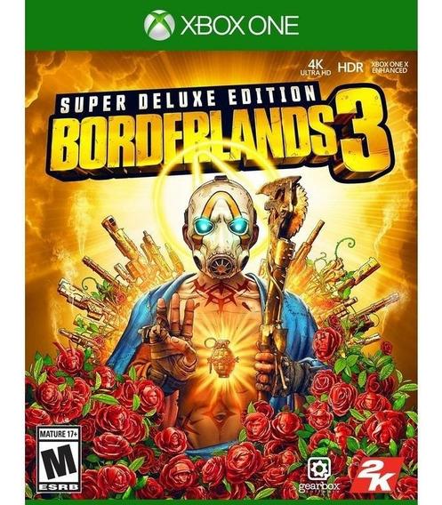 Borderlands 3 Xbox One Mídia Digital + 1 Jogo Grátis