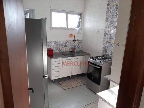 Apartamento Com 3 Dormitórios À Venda, 88 M² Por R$ 385.000,00 - Vila Nova Santa Clara - Bauru/sp - Ap3762