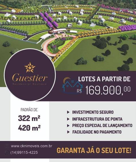 Lançamento - Guestier Residencial Boutique - Te0032