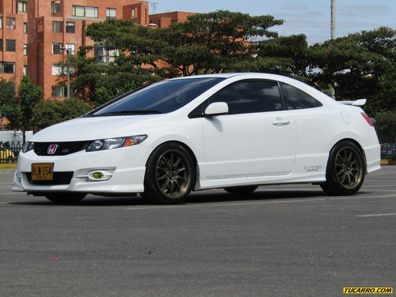 Honda Civic Si Mt 2000cc Aa 8ab Abs Tc