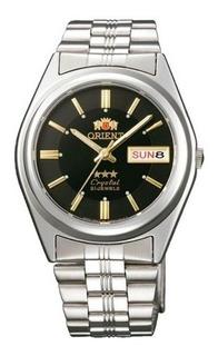 Reloj Orient Fab04002b Automatico Caballero Agente Oficial