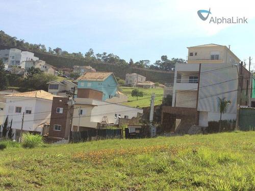 Terreno À Venda, 360 M² Por R$ 370.000,00 - Valville 1 - Santana De Parnaíba/sp - Te0146