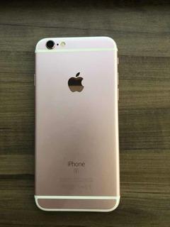 Carcaça iPhone 6s Rose