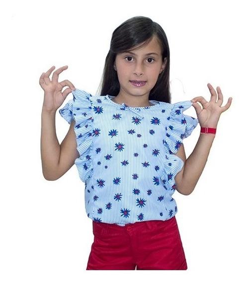 Blusa Para Niñas Soy Luna De Mgo Originales