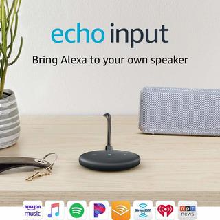 Echo Input - Alexa En Tu Propio Parlante
