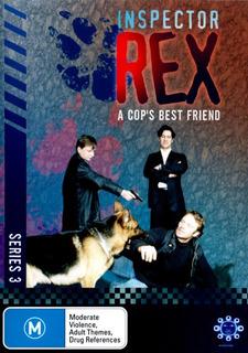 Comisario Rex 8 Volumenes (9 Temp) En 41 Dvd
