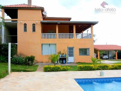 Imobiliária Em Atibaia - Chácara À Venda No Itapetinga Em Atibaia (região Da Al Lucas Nogueira Garcez) . - Codigo: Ch0109 - Ch0109