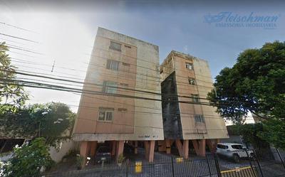 Apartamento Residencial À Venda, Campo Grande, Recife - Ap1459. - Ap1459