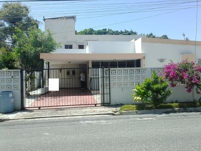 Casa De 3 Habs, Un Local Y Un Apartamento Mar Azul