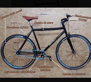 Bicicleta Urbana/single Speed Rodado 26 Zephyr