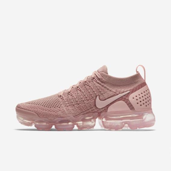 Zapatillas Nike Vapormax Pink Mujer 100% Originales.