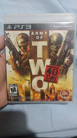 Army Of Two - 40 Day - Ps3