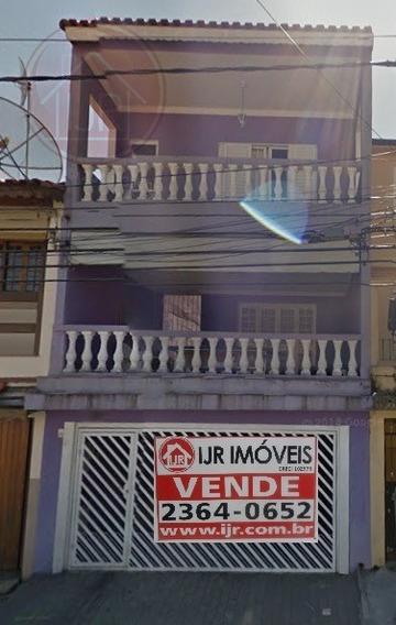Casa Para Venda, 3 Dormitórios, Imirim - São Paulo - 2072