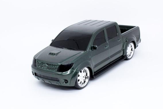Pick-up Vision - Mini Hillux Special (verde)