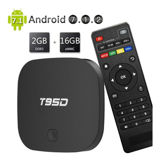 Android Tv Box 2gb Ram 16gb Almacenam. Tienda. Garantía 1año