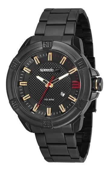 Relógio Speedo Masculino Ref: 15004gpevps2 Big Case Big Case