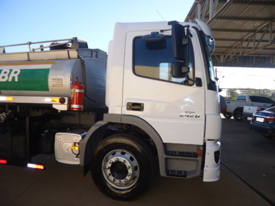 M.benz Atego 2426-2014-truck -tanque
