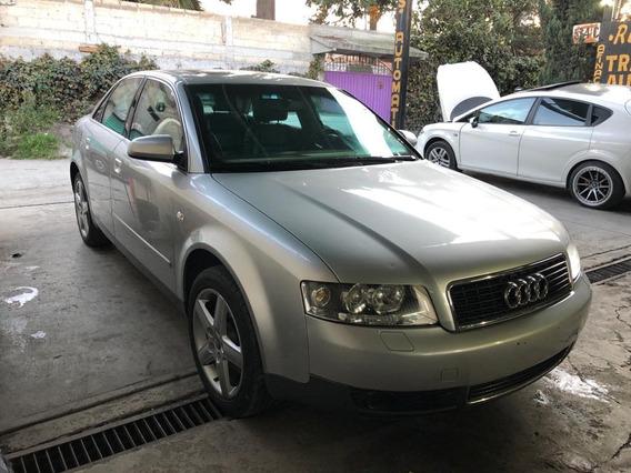Audi A4 3.0 V6 Luxury Multitronic Cvt 2002
