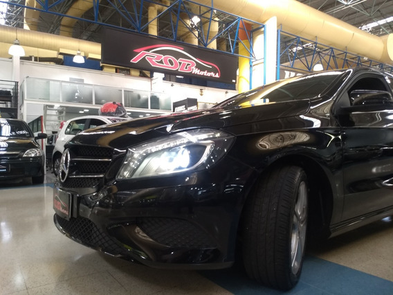Mercedes Classe A200 1.6 Turbo Flex Top Muito Nova 54.000 Km