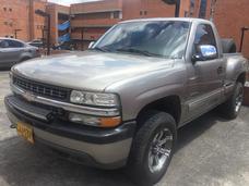 Chevrolet Silverado 4x4 Automatica Gas-gasolina