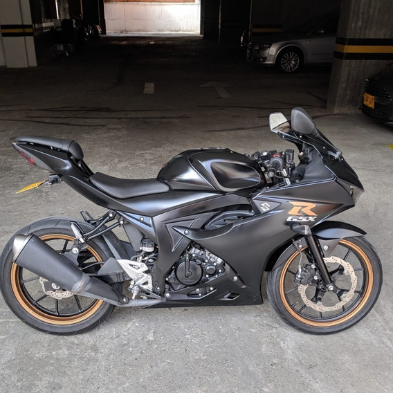 Suzuki Gsx R 150 2018 11200km
