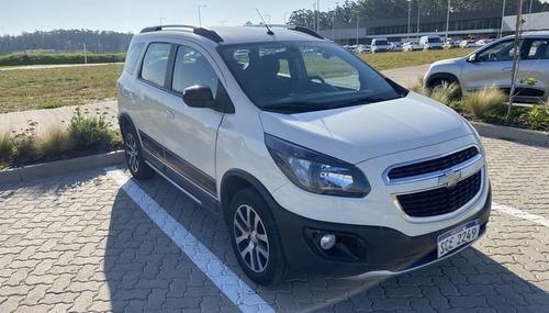 Chevrolet Spin Active Ltz 1.8 2016