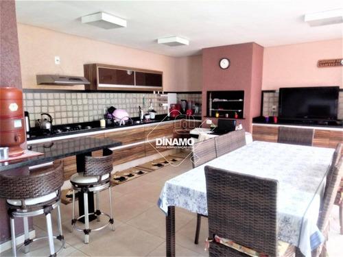 Casa Com 3 Dormitórios À Venda, Condomínio San Remo Ii - Ribeirão Preto/sp - Ca1581
