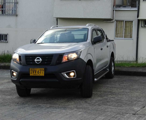 Nissan Frontier 2016 2.5l Chasis Gasolina