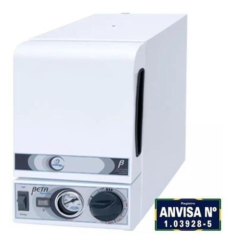 Imagem 1 de 3 de Estufa Esterilizadora Beta 4,5 Litros Com Termômetro