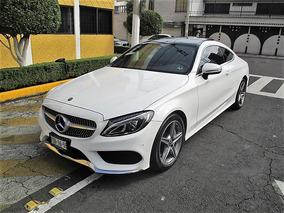 Mercedes Benz C250 Coupe 2017
