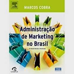 Livro - Administração De Marketing No Brasil