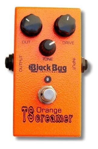Pedal Guitarra Distorção Orange Tscreamer