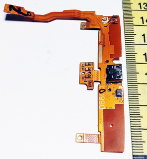 Flex Centro De Carga A Lógica Lg G Pro Lite D680 Envió Grati