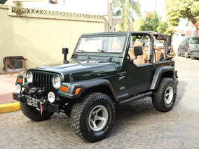Jeep Wrangler 4.0 Soft Top
