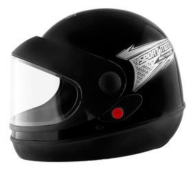 Capacete Masculino Fechado Sport Moto Pro Tork