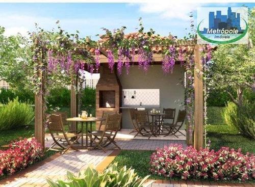Apartamento Com 2 Dormitórios À Venda, 50 M² Por R$ 236.900,00 - Jardim São Geraldo - Guarulhos/sp - Ap0401